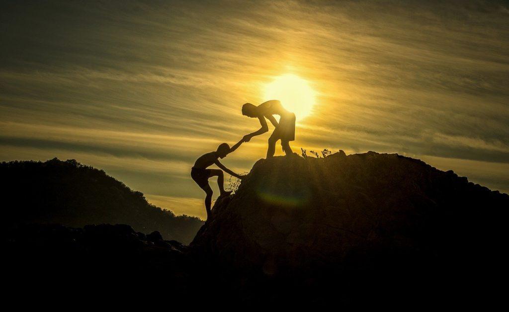adventure, height, climbing